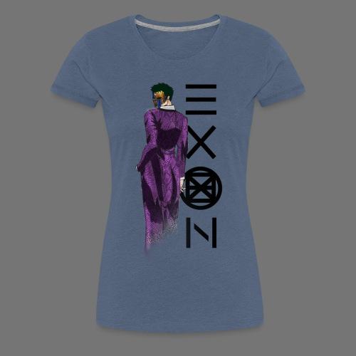 Emotionless Passion Exon - Women's Premium T-Shirt