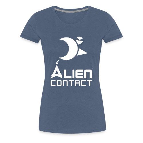 Alien Contact - Maglietta Premium da donna