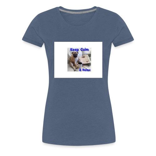 relax - Vrouwen Premium T-shirt