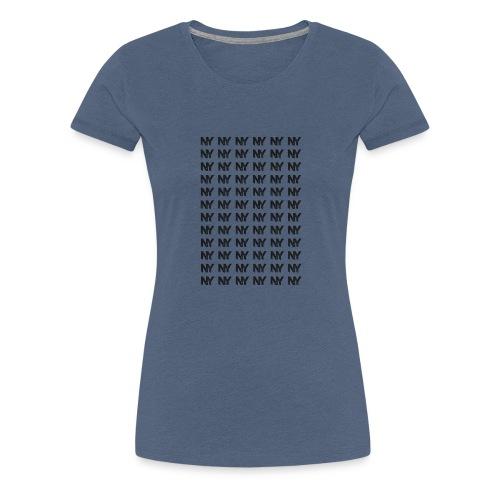 ny ny ny - Women's Premium T-Shirt