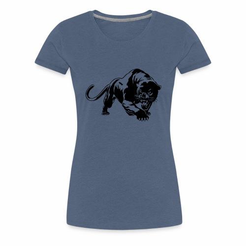 Black Panthère 🐆 édition - T-shirt Premium Femme