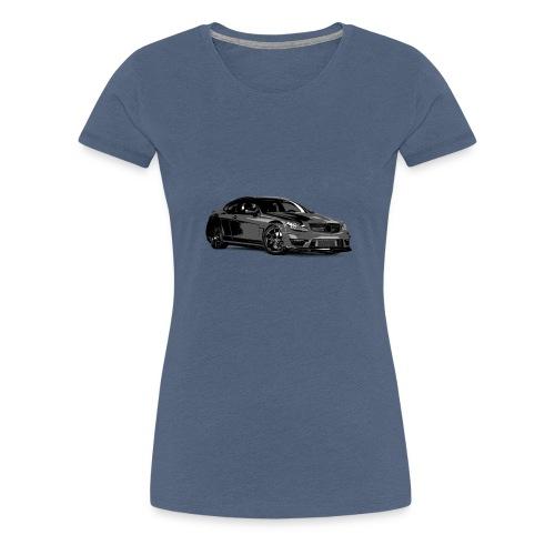 C63 - Frauen Premium T-Shirt