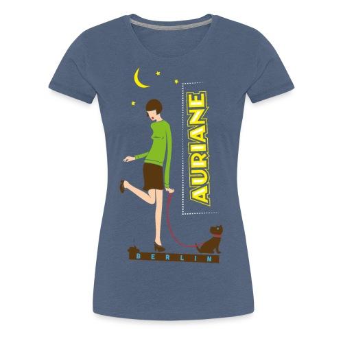 Berliner Luft - Frauen Premium T-Shirt