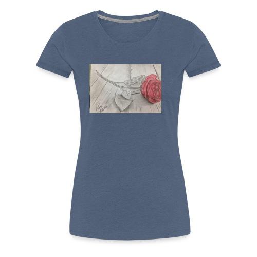 ROSA - Camiseta premium mujer