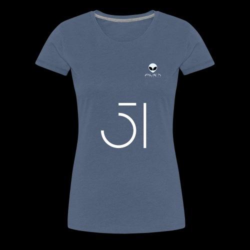51 - Vrouwen Premium T-shirt