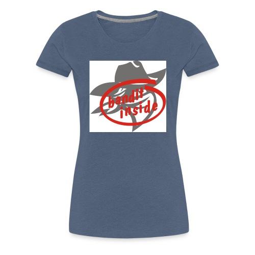 bandits football6 - Frauen Premium T-Shirt