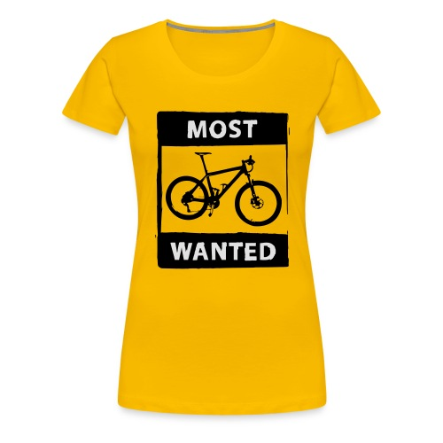 MTB - most wanted 2C - Frauen Premium T-Shirt