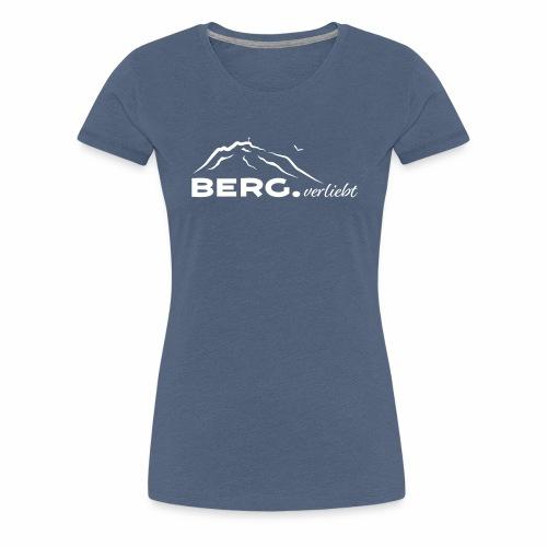 BERG.verliebt_basic - Frauen Premium T-Shirt