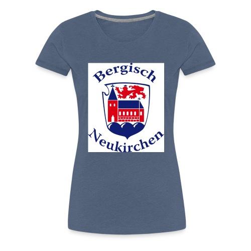 Wappen klein - Frauen Premium T-Shirt