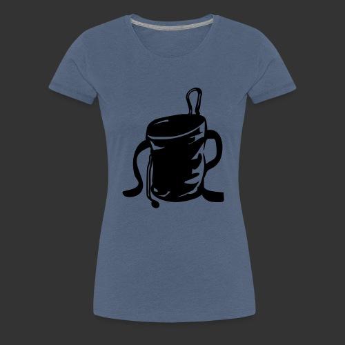 Chalkbag - Frauen Premium T-Shirt