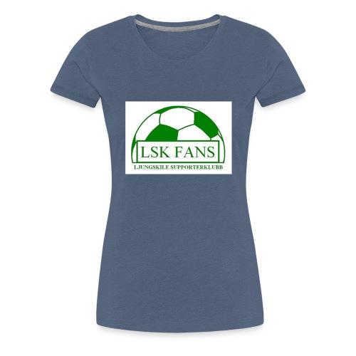 Logga3 jpg - Premium-T-shirt dam