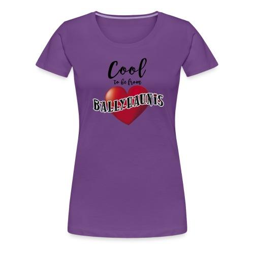 Ballyhaunis tshirt Recovered - Women's Premium T-Shirt