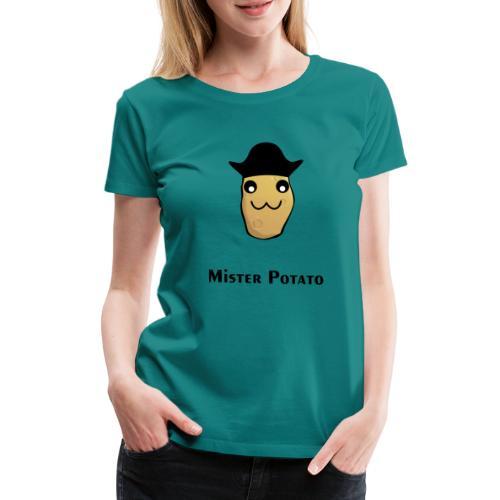 Mister Potato - Frauen Premium T-Shirt
