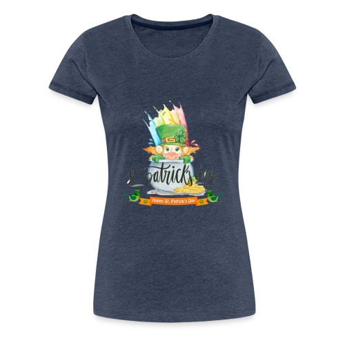 Saint Patrick Day t-shirt - T-shirt Premium Femme