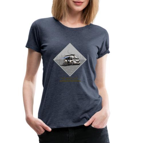 The Wild Life Kastenwagen - Frauen Premium T-Shirt