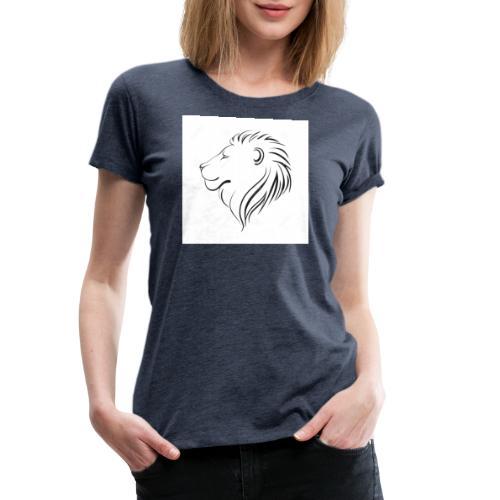 Lion Clothes - Frauen Premium T-Shirt