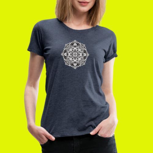 Mandala - Maglietta Premium da donna