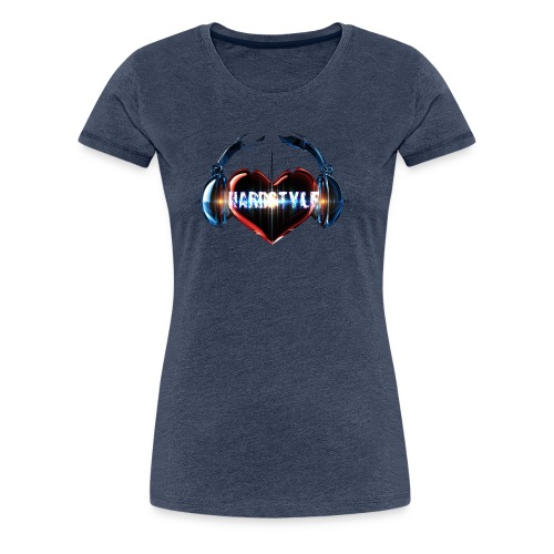Listen to hardstyle - T-shirt Premium Femme
