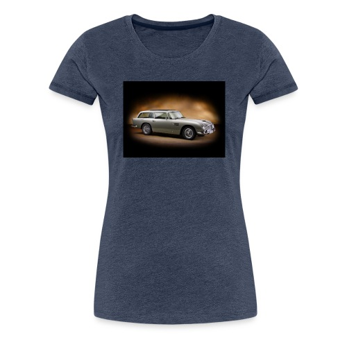 1366 2000 4 - Frauen Premium T-Shirt