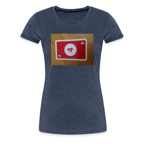 UNO - Frauen Premium T-Shirt