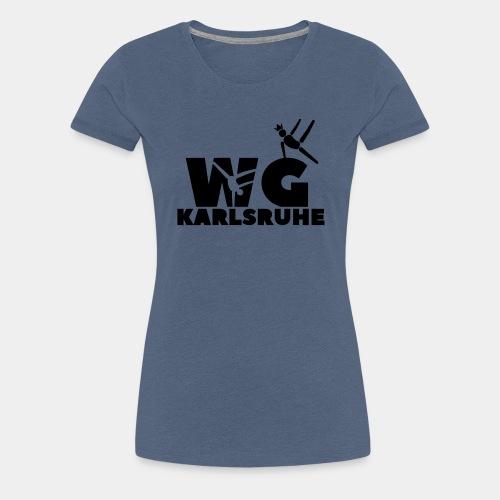 DHM 2019 WG Karlsruhe - Frauen Premium T-Shirt