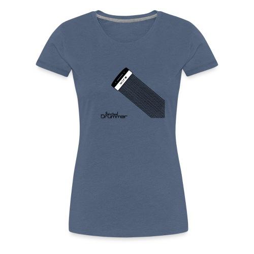Wire Design - T-shirt Premium Femme