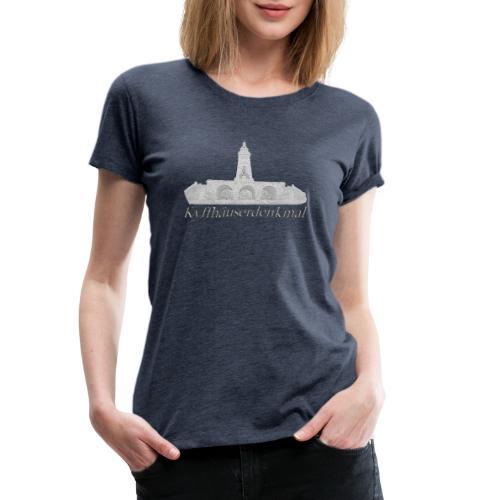 kyffhauserdenkmal 2 - Frauen Premium T-Shirt