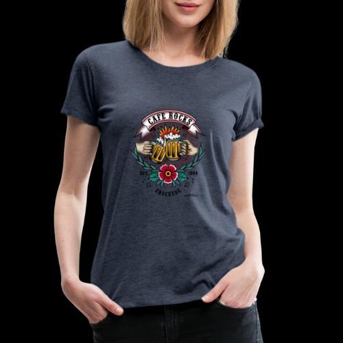 Old School Tattoo by Alexandra Apeldoorn - Vrouwen Premium T-shirt