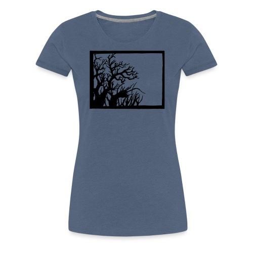 Winterknick - Frauen Premium T-Shirt