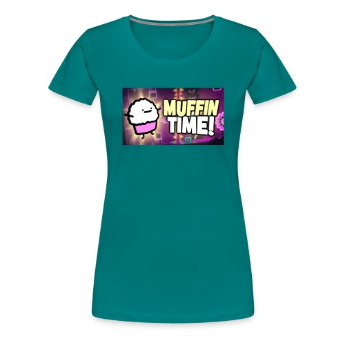 Its Muffin Time 2 - Frauen Premium T-Shirt