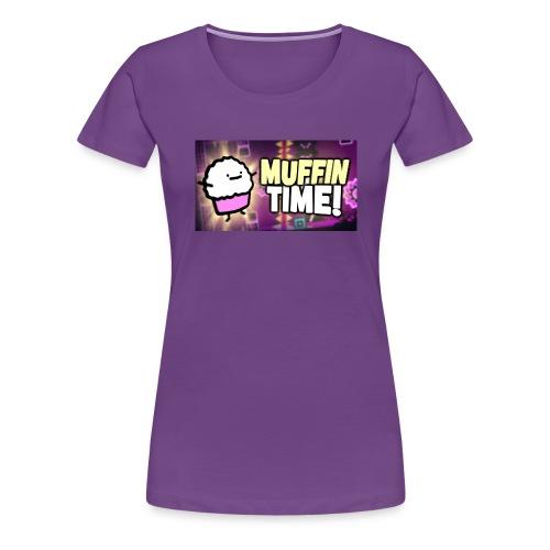Its Muffin Time 2 - Frauen Premium T-Shirt