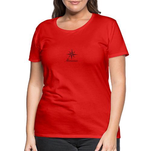 0DDEE8A2 53A5 4D17 925B 36896CF99842 - Vrouwen Premium T-shirt