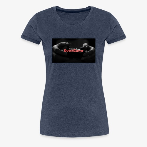 DutchGamer - Vrouwen Premium T-shirt