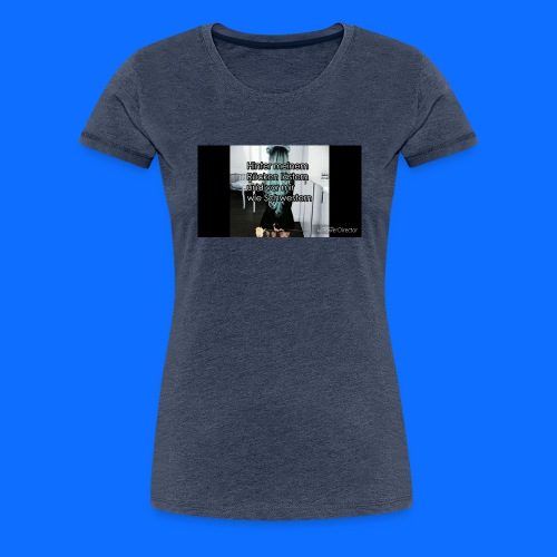 fake friends! - Frauen Premium T-Shirt
