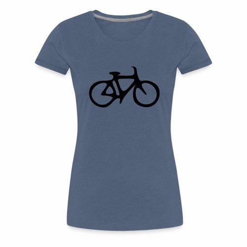 Bike - Women's Premium T-Shirt