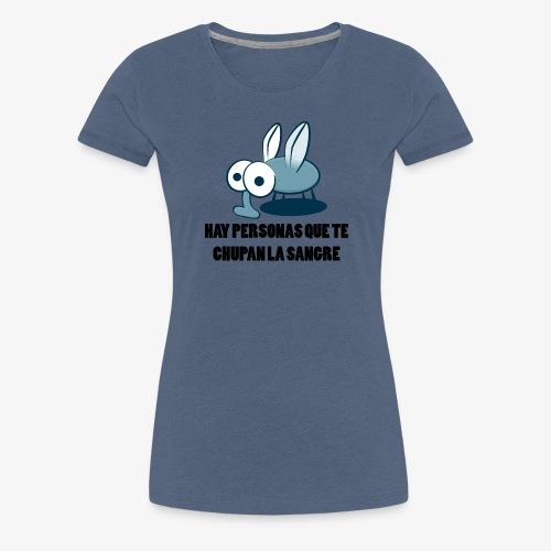 Mosca - Camiseta premium mujer
