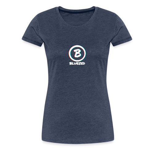BLUEZED COLLECTIE - T-shirt Premium Femme