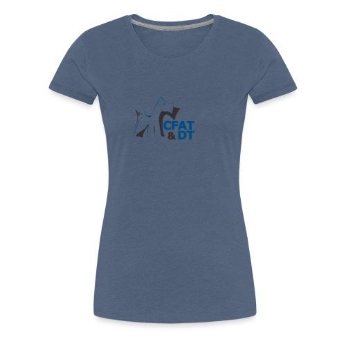 CFAT DT - T-shirt Premium Femme