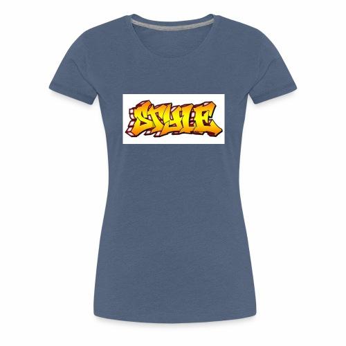 Camiseta estilo - Camiseta premium mujer