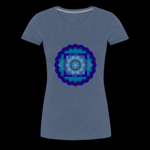 mandala 4 - Women's Premium T-Shirt