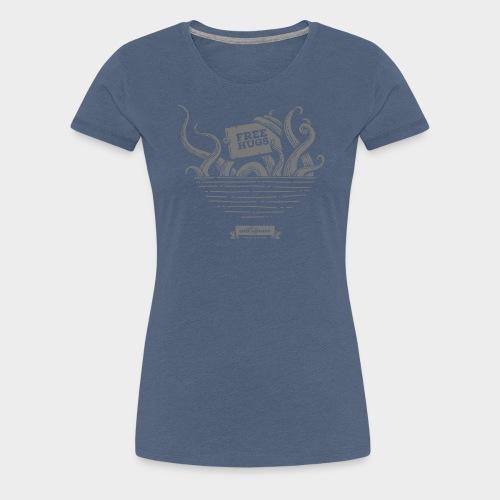 Free-Hugs - Women's Premium T-Shirt