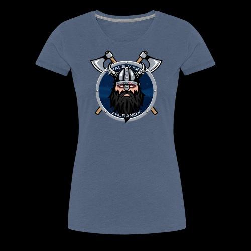 Valranox Avec haches - T-shirt Premium Femme