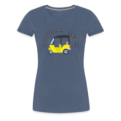 TukTuk Road - Maglietta Premium da donna