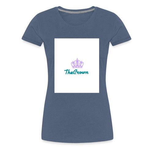 thecrown - Women's Premium T-Shirt