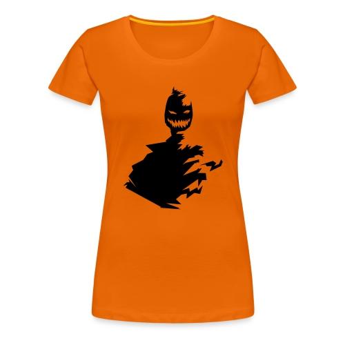 t shirt monster (black/schwarz) - Frauen Premium T-Shirt