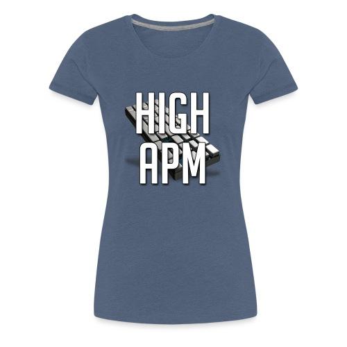 XpHighAPM - T-shirt Premium Femme