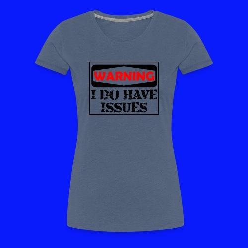 Funny - Women's Premium T-Shirt