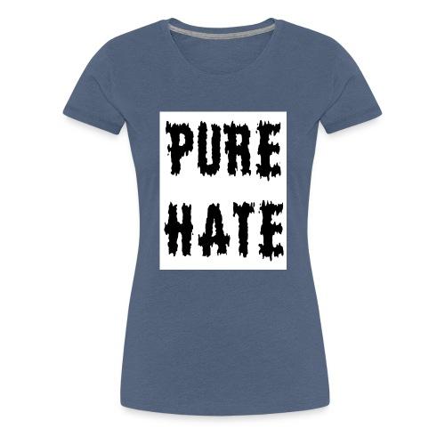 purehate - Frauen Premium T-Shirt