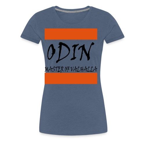Odin1 - Frauen Premium T-Shirt