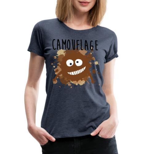 inky+sketch_020 - Frauen Premium T-Shirt